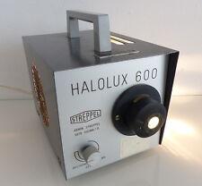 Halolux 600 Streppel Lampe Kaltlichtquelle Kaltlicht