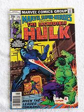 1978 Marvel Super Heroes #71 Vol #1 Newsstand Fine-