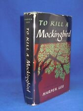 TO KILL A MOCKINGBIRD Harper Lee 1st first edition, 7th BCE print, 1960