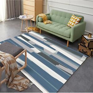 3D Blue Pattern ZHUA1055 Game Non Slip Rug Mat Photo Carpet Zoe