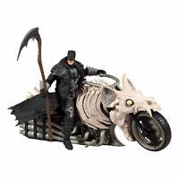 McFarlane DC Multiverse Death Metal Batman And Batcycle (PREORDER) est Feb 7