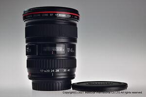 ** Near MINT ** Canon EF 17-40mm f/4 L USM