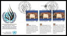 Nations Unies (Série les droits de l'homme) 1989 FDC - 3