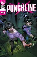 PUNCHLINE SPECIAL #1 YASMINE PUTRI COVER NM BATMAN JOKER HARLEY QUINN CATWOMAN