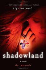 Shadowland (The Immortals, Book 3) by Alyson Nol