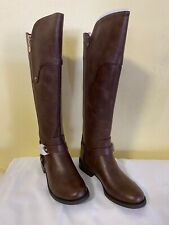 Guess Dark Brown Over the knee Boots Harson 6