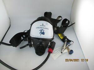 SABRE  BREATHING APPARATUS PANASEAL MASK & RESPIRATOR AIRLINE SYSTEM