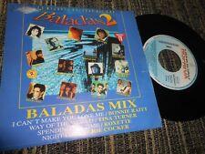 Roxette+Bonnie Raitt+Tina Turner+Joe Cocker MEDLEY EP 1992 *PROMO*SPAIN