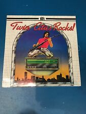 NEW SEALED Twin Cities Rocks Stereo 101 FM Record 80's Vinyl regional bands