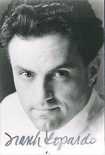 Lopardo, Frank - Signed Photo