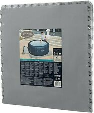 More details for lay-z-spa hot tub floor protector mat set | fits all models square & round | new