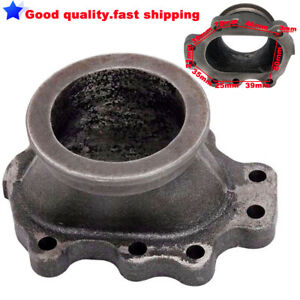 """GT25 GT28 T25 T28 Exhaust Dump Flange Conversion Kitto 2.5"""" 63mm V Band Adapter"""