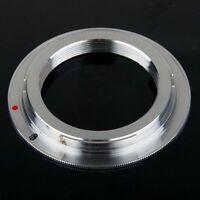 M42 Lens to Canon EOS EF 1300D 1200D 760D 750D 700D 80D 70D 60Da 7D 5Ds  Adapter