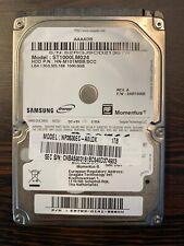 "Samsung 1TB 2.5"" SATA II 5400rpm 16MB Cache Laptop HDD ST1000LM024"