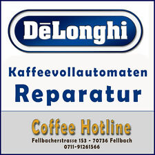 DeLonghi ESAM Kaffeevollautomat Reparatur