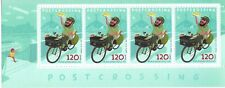 Hungary Stamps Block - Postcrossing