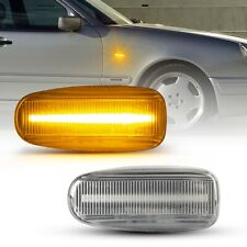 LED SEITENBLINKER für MERCEDES SLK R170   Vaneo W414    KLARGLAS