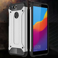 For Huawei Y6 Y7 Y5 Y9 2018 Shockproof Rugged Hybrid Heavy duty Armor Case Cover