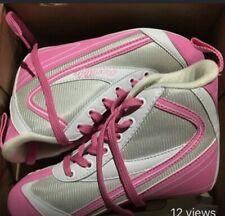Lake Placid Star Glide Double Runner/Blade Girls Ice Skates Pink, Size 1