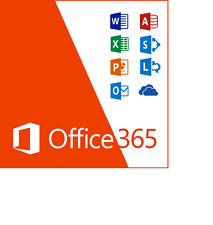 Microsoft Office 365 Home LIFETIME Subscription 5 Users Windows/Mac