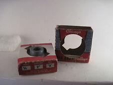 vintage Chicago Die Cast Pulley 200A 121 Diameter 2 inch in orig box