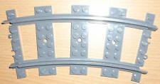 Lego Eisenbahn 1 Schiene (Kurve), neue Version