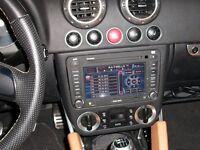 Audi TT 8N MK1 Doppel DIN, double din, 2Din Mittelkonsole