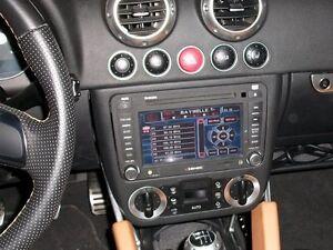 Audi Tt 8N MK1 Double din, 2Din Console Centrale