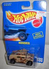 #5909 NRFC Mattel Hot Wheels #188 Hummer Vehicle