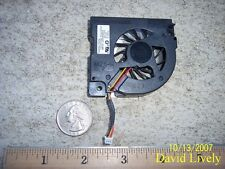 2 DELL Inspiron 9200 9300 9400 M90 E1705 Laptop Fans Blades Cleaned DC28A000920