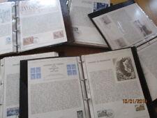 Francia Francia Colección Historique 216 Hojas 70er
