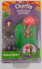 Charlie and the Chocolate Factory Charlie Bucket Action Figure New Shelf Wear