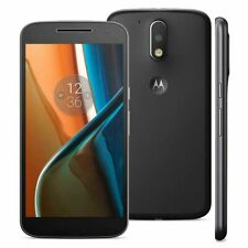 Motorola moto G4 Black UNLOCKED Smartphone UK Seller Graded Phones