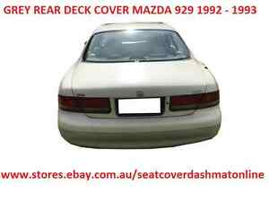 GREY REAR DECK COVER FIT MAZDA 929  1992 - 1993 GREY