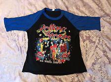 Vintage 'Rolling Stones' T-shirt U.S Tour 1981-82