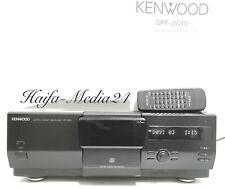 Kenwood DPF-J5010 200 Fach CD Wechsler / Changer Player +FB+BDA 1 Jahr Gewährl.