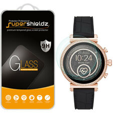 2X Tempered Glass Screen Protector for Michael Kors Access Gen 4 Sofie