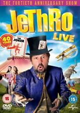 Jethro  Live - The Fortieth Anniversary Show DVD *NEW & SEALED*