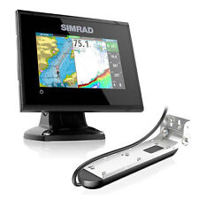 Simrad Echo/GPS multi-touch GO-5 XSE with transducer Totalscan 000-12675-001 #62