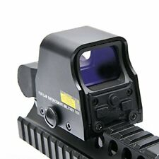 Mini 533 Holographic Reflex Sight Red Dot Rifle Scope Tactical Light Gun sights