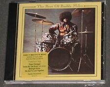 The Best Of BUDDY MILES CD 1997 US-Import  MINT OOP Electric Flag Jimi Hendrix