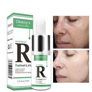 Facial Anti Wrinkle Serum: Remove Dark Spots Collagen Serum Anti Aging Essence