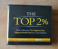 The Top 2% - Dan Strutzel - Audiobook 13CDs