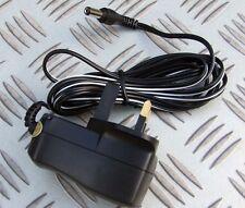 12v 1a DC 1000 mA fuente de alimentación con cable de 1,5 M equipados con 2.1 X 5,5 mm Dc Plug