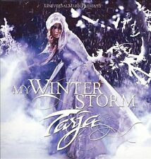 Audio CD: My Winter Storm [CD/DVD Combo] [Deluxe Edition], Tarja. Very Good Cond