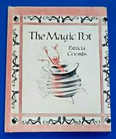 THE MAGIC POT ~ PATRICIA COOMBS ~ WEEKLY READER ~ VINTAGE HC CHILDREN'S BOOK