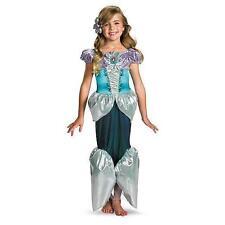 Mädchen-Kleider aus Polyester mit Meerjungfrau-Themen