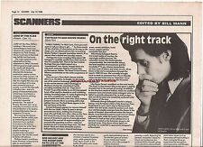 NICK CAVE Road To God Knows Where film review 1990 UK ARTICLE / clipping