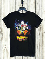 HOWARD THE DUCK T-SHIRT XS-5XL UNISEX FREE SHIPPING MOVIE RETRO CULT COMEDY