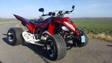 Yamaha YFM 700 R Raptor als Zugmaschine inkl. LoF Qualitätsumbau!